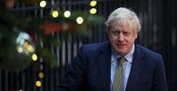 Улуу Британиянын премьер-министри Борис Жонсон. Архив