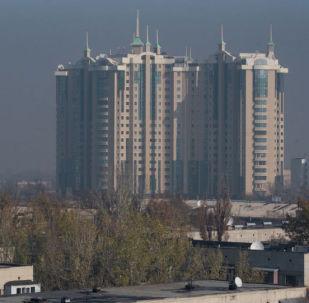 Алматы шаары. Архивдик сүрөт
