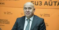 Бир Бол партиясынын лидери, ЖК депутаты Алтынбек Сулайманов