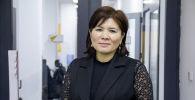 Туризм департаментинин директорунун орун басары Кыял Кенжематова