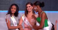 Пользователей соцсетей и зрителей конкурса Мисс Мира поразила реакция конкурентки новоизбранной обладательницы титула во время оглашения победительницы.