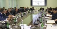 Круглый стол Интеграция в Евразийское пространство. Будущее и перспективы в Санкт-Петербурге