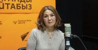 Жазуучулар союзунун мүчөсү, акын Сагынбүбү Беркиналиева