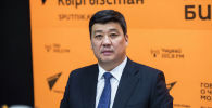 Өнүгүү — Прогресс фракциясынын лидери Бакыт Төрөбаев