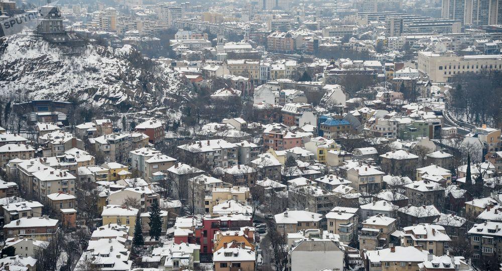 Пловдив шаары, Болгария. Архив