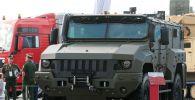 Бронеавтомобиль КамАЗ 53949 Тайфун. Архивное фото