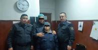 Пропавший в Бишкеке девятилетний Иса Чолпонбаев нашелся спустя 14 часов
