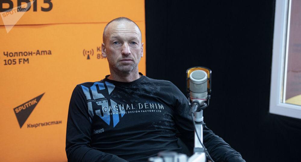 Технический директор Ассоциации горных гидов КР Павел Воробьев