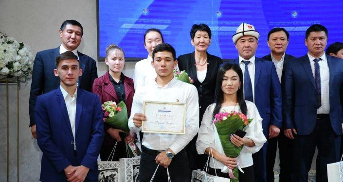 В Бишкеке состоялась церемония награждения лучших спортсменов 2019-года