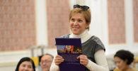 Журналист РИА Новости в Бишкеке Юлия Орлова. Архивное фото