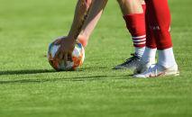Футболист. Архивное фото
