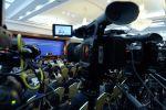 Президент Сооронбай Жээнбеков маалымат жыйыны учурунда