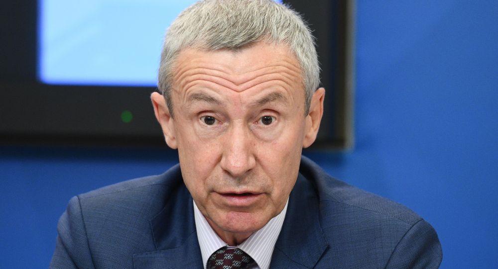 Заместитель председателя Комитета Совета Федерации РФ по международным делам Андрей Климов. Архивное фото