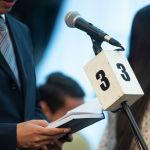 Маалымат жыйынында 29 журналист 50дөн ашык суроосун берүүгө үлгүрдү