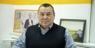 Бишкек шаарынын мэринин милдетин аткаруучу Балбак Түлөбаев. Архивдик сүрөт