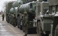С-400 Триумф зениттик ракеталык системасы. Архив