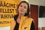 Шеф-редактор Sputnik Эстония Елена Черышева