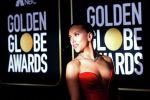 Голливудская актриса Скарлетт Йоханссон на 77-й премии Золотой глобус в Беверли-Хиллз, Калифорния. США, 5 января 2020 года