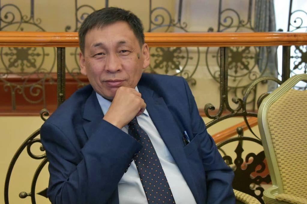 Руководитель представительства Госслужбы миграции КР в России Майрамбек Бейшенов