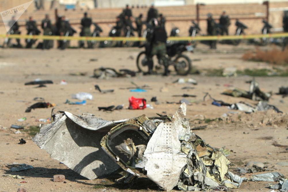 Трагедия произошла в районе тегеранского международного аэропорта имени имама Хомейни