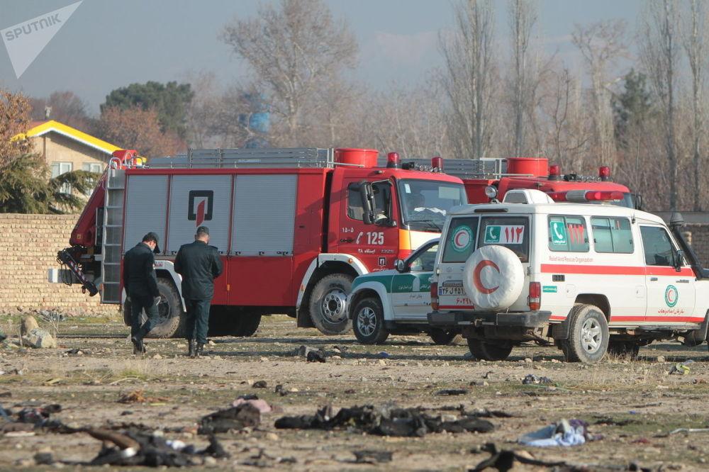 Иранские СМИ написали, что 147 пассажиров были гражданами ИРИ, остальные — иностранцы