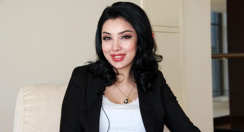 Участница КВН-команды Азия MIX Ситора Фармонова. Архивное фото
