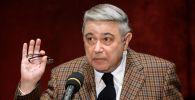 Писатель-юморист, народный артист РФ Евгений Петросян. Архивное фото
