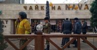 Бишкектеги Navat кафесинен өрт чыкты
