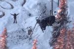 Полиция американского штата Аляска спасла мужчину, который провел на морозе 23 дня, лишившись жилья из-за пожара.