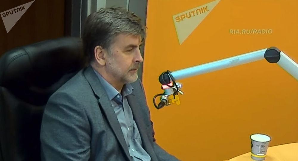 Доктор медицинских наук, эксперт по биобезопасности Николай Дурманов