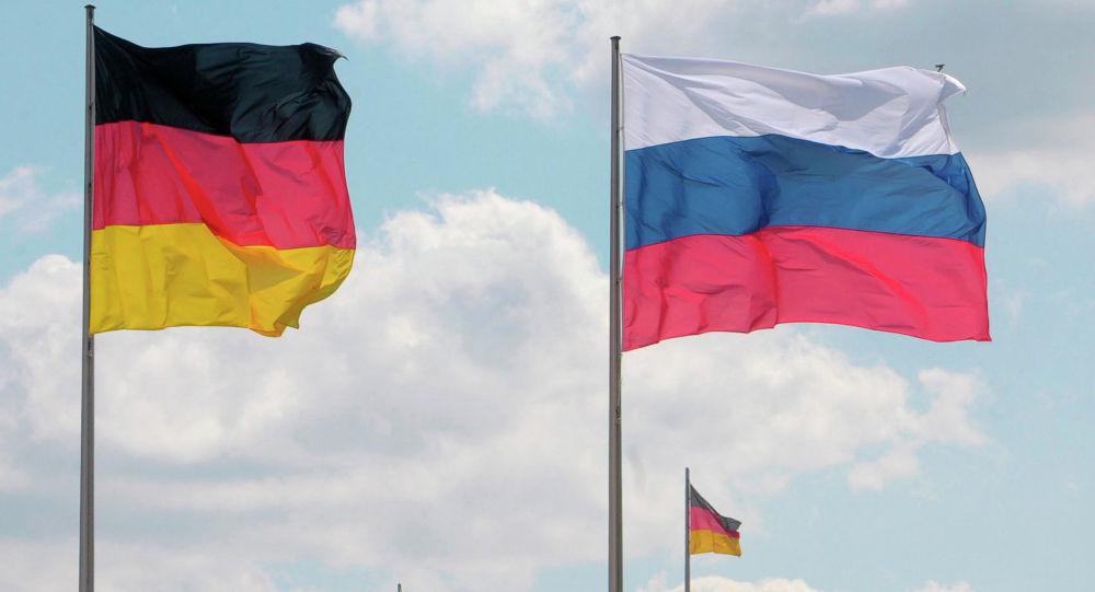Германия жана Россия желектери. Архивдик сүрөт