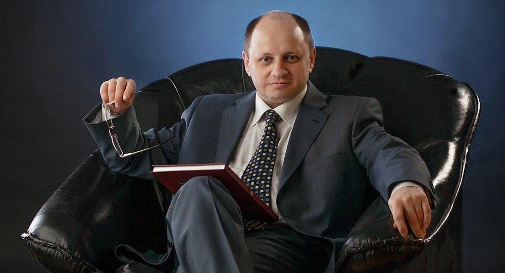 Директор Центра общественного и информационного сотрудничества Европа Эдуард Попов. Архивное фото