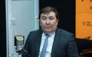 Скончавшийся заместитель директора Департамента консульской службы МИД Бахтияр Шакиров. Архивное фото