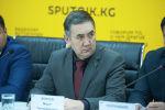 Бывший начальник муниципального предприятия Бишкекглавархитектура, главный архитектор Бишкека Марат Жороев. Архивное фото