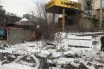 В Бишкеке на прошлой неделе демонтировали незаконную пристройку и ограждение