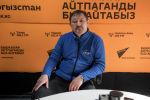 Директор филиала ОО Союз охраны природы Германии (NABU) в Кыргызстане Толкунбек Асыкулов