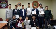 Казакстандын Алматы шаарында математика, информатика жана физика сабактары боюнча эл аралык олимпиадада кыргызстандык окуучулар 7 коло медалга ээ болду