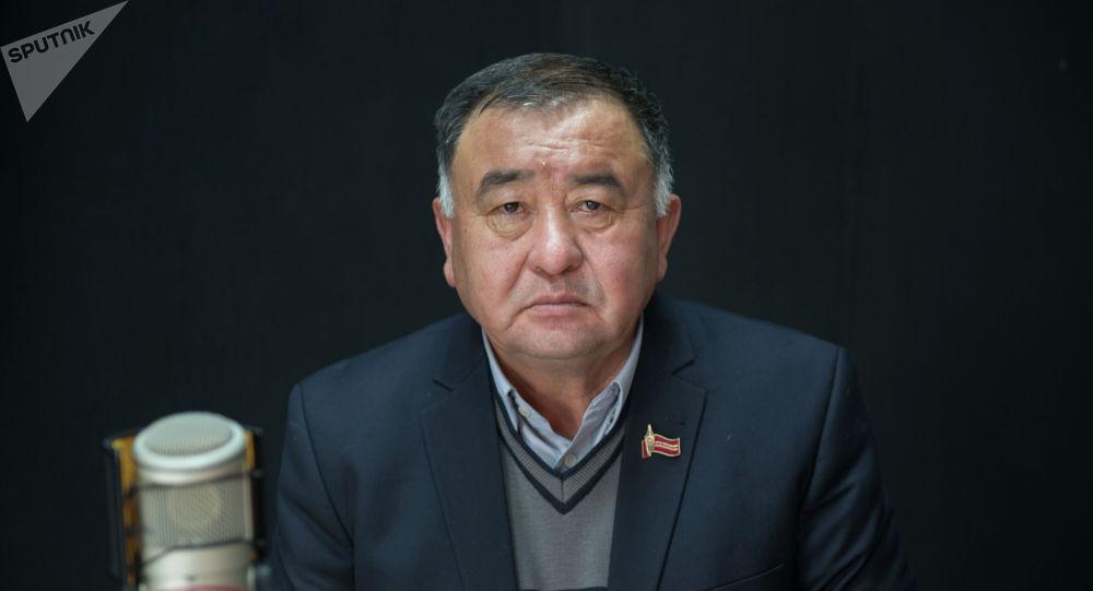 Бишкек шаардык ветеринардык жана фитосанитардык коопсуздук инспекциясынын башчысынын орун басары Шамен Сыдыков
