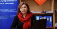 Исполнительный директор Ассоциации кризисных центров Толкун Тюлекова