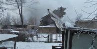 Ровно три года назад на поселок возле аэропорта Манас рухнул грузовой самолет. Погибли 39 человек.