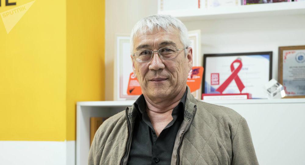 ЖИА бизнес-ассоциациясынын өкүлү, курулуш компанияларынын биринин архитектору Темиркан Атабаев