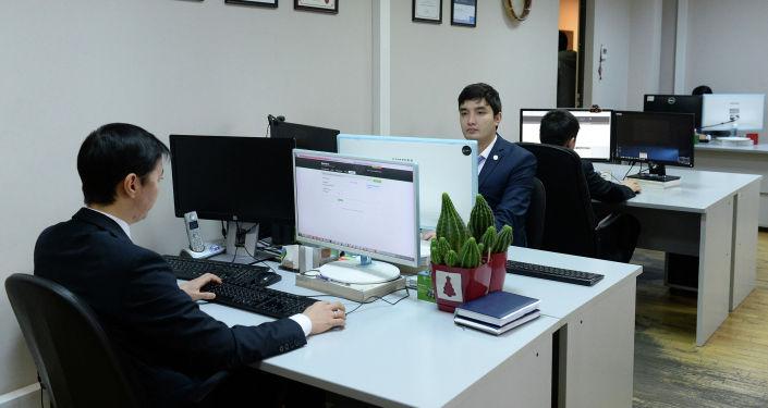 Деятельность Центра обработки данных (Дата центр) НБКР