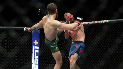 Бывший чемпион двух дивизионов, ирландский боец Конор Макгрегор одержал победу над Дональдом Серроне в турнире UFC 246 в Лас-Вегасе