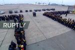 Тела граждан, погибших в результате крушения лайнера Boeing 737-800 под Тегераном, доставили на Украину.