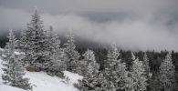 Зима в горах. Архивное фото