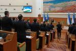 Заседание Законодательной палаты Олий Мажлиса Республики Узбекистан