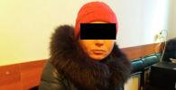 Мать двухлетней девочки, найденной в канун Нового года на одной из улиц Оша