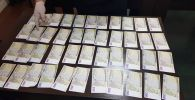 В ходе спецоперации в Бишкеке был пресечен канал сбыта фальшивых денег, изъято 30 тысяч поддельных евро