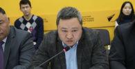 Экология тармагында көз карандысыз эксперт Арстан Кадыров