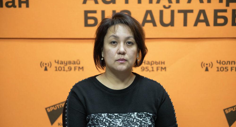 Акушер-гинеколог Миргул Исмаилова
